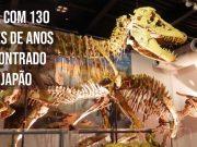 fossil com 130 milhões de anos