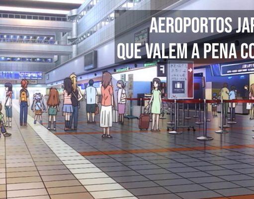 aeroportos japoneses