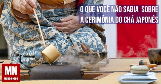 cerimonia do chá