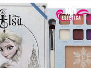 plaeta de maquiagem do filme Frozen
