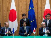 Acordo Comercial Japão e União Européia