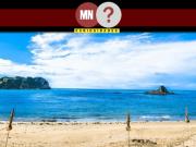 Foto panoramica da praia moriya