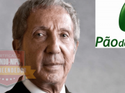 Abílio Diniz, dono da empresa Pão de Açúcar