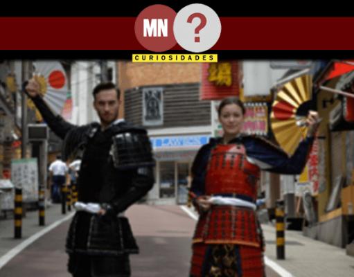 fotos do ensaio samurai