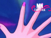 Unhas sailor moon