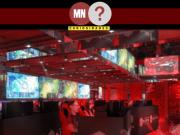 Projeto de sala de jogos do hotel e-zone
