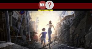 Frame da nova série do netflix baseado em romance japones