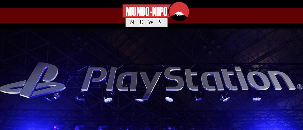 Evento da Sony, para anunciar o seu novo console.