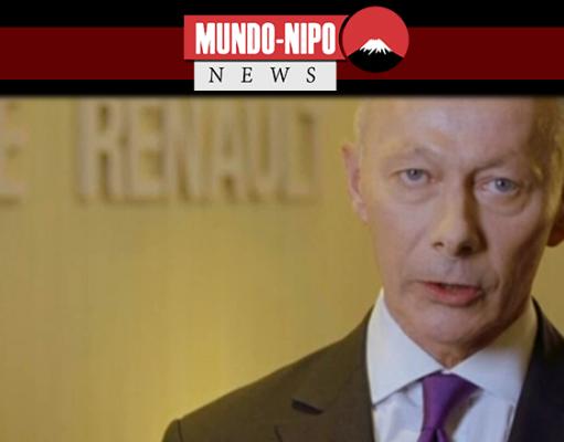 Imagens de Bolloré na NHK