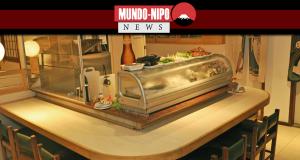 Restaurante japonês tradicional