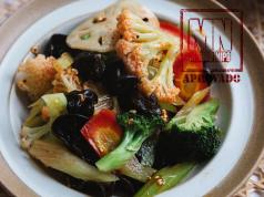 Vegetais chineses