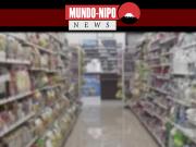 Loja de alimentos no Japão