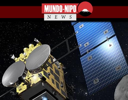 Hayabusa 2 indo até o asteroide