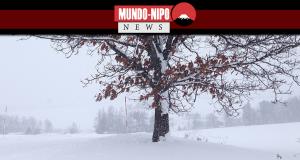 Neve em Hokkaido