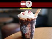 Frappuccino de natal starbucks