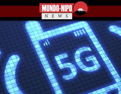 Representação da Tecnologia 5G ativa