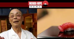 Sushiman Jiro Ono, dono o melhor restaurante de sushi de Tóquio