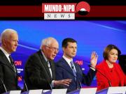 Candidatos presidenciais democratas dos EUA