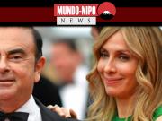 Carole Ghosn e Carlos Ghosn