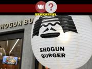 Honnoji, hamburgueres com espadas samurais
