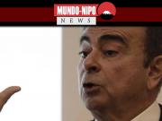 O ex-presidente da Nissan, Carlos Ghosn, fala em uma conferência de imprensa em Beirute, Líbano