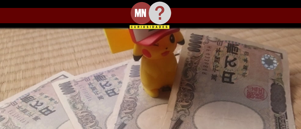Pokemon dá pouco dinheiro
