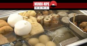 Tradicional prato de inverno japones, oden