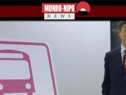 Um membro do comitê organizador das Olimpíadas de Tóquio e Paraolimpíadas de 2020 revela um sinal de trânsito