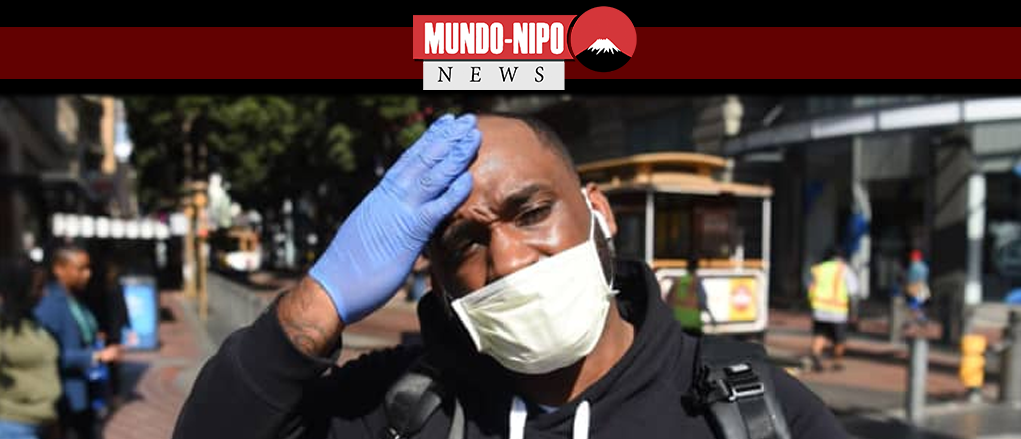 A Califórnia disse que estava monitorando 8.400 pessoas em busca do novo coronavírus