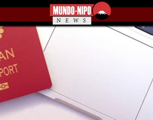 O Japão começará a emitir novos passaportes este mês