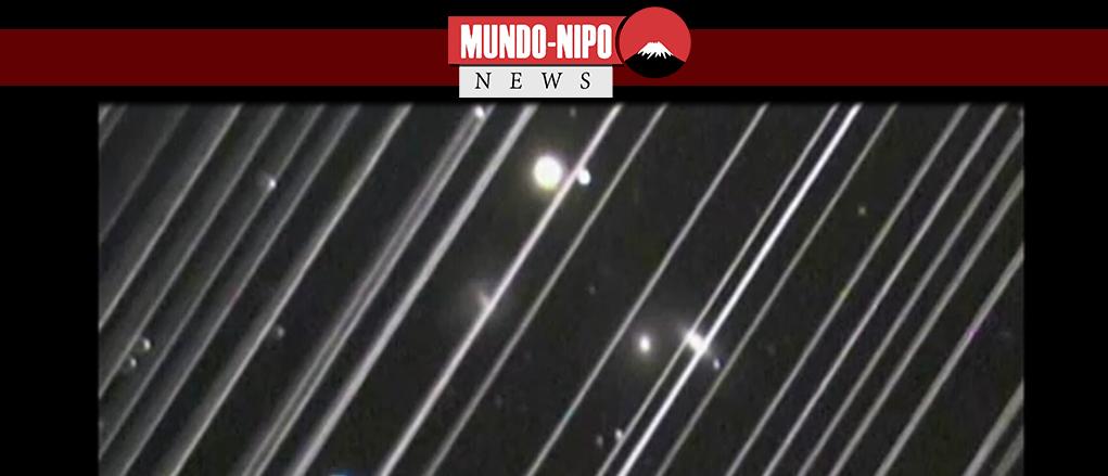 Satelites estão causando uma poluição luminosa na orbita do planeta