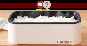 mini bento é uma panela de arroz