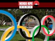 Aneis das olimpiadas em tokyo