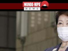 Koike durante seu anuncio no domingo